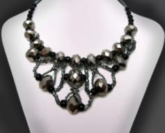 Necklace - Shades of Grey