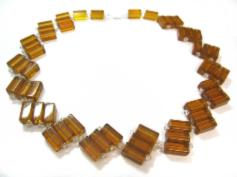 Necklace - Honey Aroma