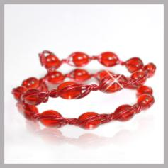 Bangle - Red thread