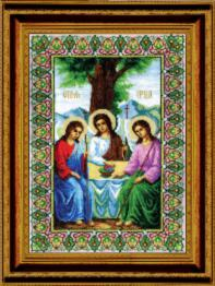 "№344 ""The Icon of the Most Holy Trinity"""