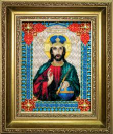 "№467 ""The Icon of Lord Jesus Christ"""