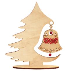 "F-043 New Year's decoration kit ""Festive tinkling"""