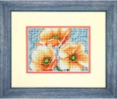 "70-65139 Counted cross stitch kit DIMENSIONS ""Windflowers"""
