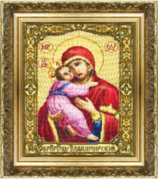 "№255 ""The Vladimir Icon of the Holy Virgin Mary"""