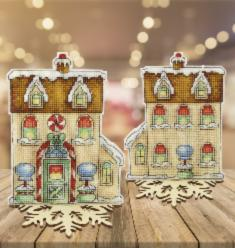 "Т-59 Set of pictures ""Fairy Tale. Gingerbread House"""